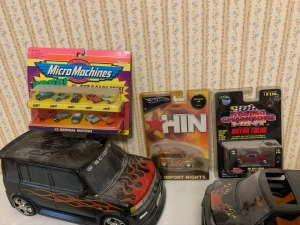Micro Machines And 1/16 Scale Cars