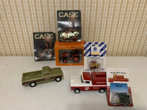 Truck And Tractor Toys Lot