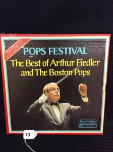 The Best of Arthur Fiedler Commemorative Album
