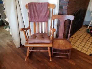 Rocking Chair Lot