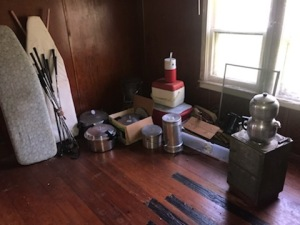 Pressure Cookers / Ironing Boards Lot