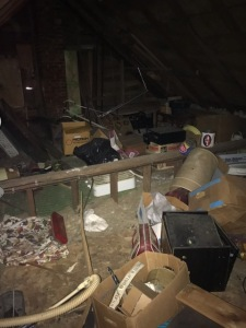 Attic Contents Lot