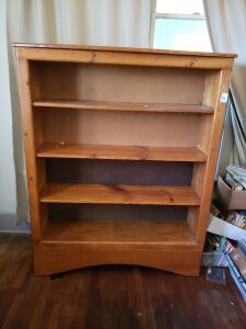 Bookcase 5 FT x 4 FT