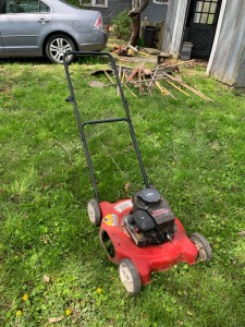 "Yard Machines 20"" 2.5 HP Mower"