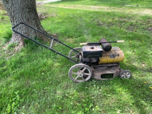 ***Sears 2750 Watt Alternator / Mower