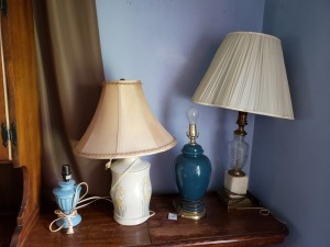 (4) Lamps