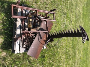 Mower Blade Cultivator for Mayrath Tractor