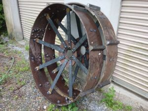 Rumely Model R and Y Extension Rims