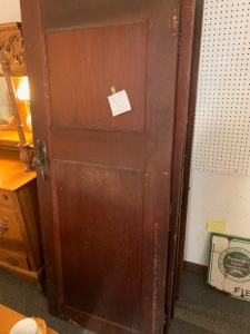 5 solid wood antique doors