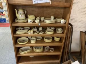 83 Piece Brock Farmer Dish Set