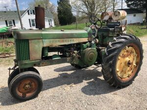 1959 John Deere 530 - Original Paint