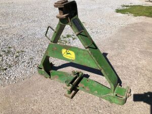 John Deere Power Weight-Transfer Hitch