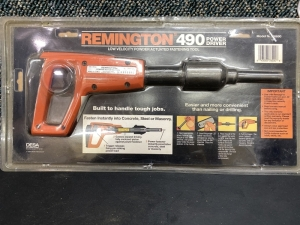 REMINGTON 490 POWER DRIVER