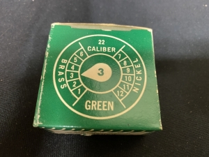 10,000 .22 CAL GREEN LIGHT POWER LOADS #3