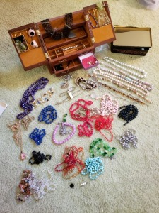 Jewelry Box Lot