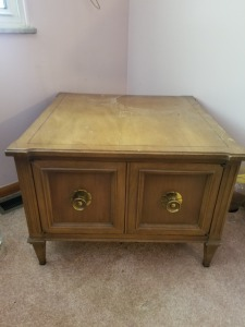 END TABLE LOT