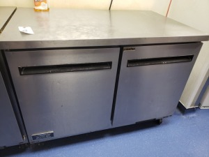 Arctic Air Commercial Freezer 4 FT