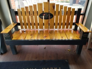 Pies The Limit Wooden 6 FT Bench