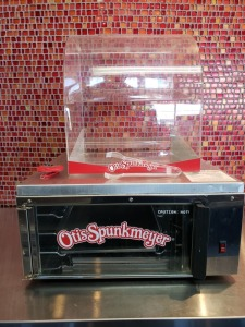 Otis Spunkmeyer Commercial Convection Oven And Cookie Rack
