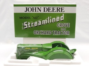 1/16th Ertl John Deere Model AO Streamlined Grove and Orchard