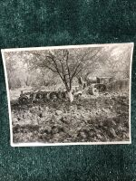 Vintage Yuba Crawler Plowing Photograph