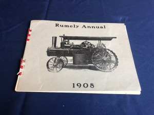 1908 Rumely Annual Catalog