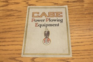 Case Power Plowing Equipment Line Catalog