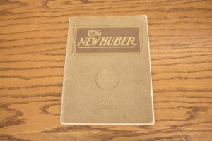 The New Huber 1910 Sales Catalog
