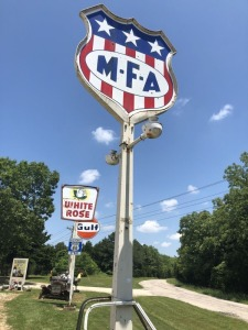MFA Station ID Sign