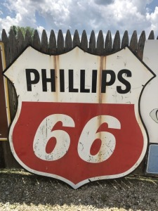 Philips 66 Station ID Sign