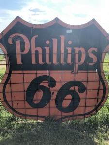 Phillips 66 Station ID Sign