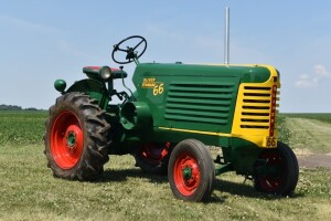 Oliver 66 Standard - Funds Being Donated to I & I Tractor Club