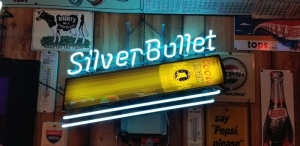 Silver Bullet Coors Light