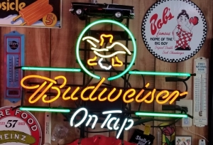 Budweiser On Tap