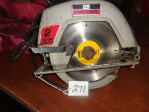 Craftsman circular saw, 2 hp