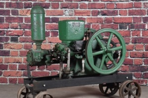 Domestic 4hp SS Pumping Engine