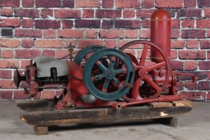 Olds Air Cooled Pumping Engine