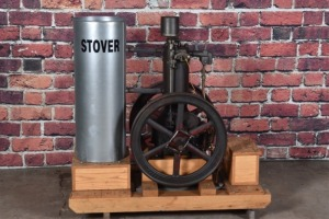 Stover Vertical 'Freeport' 2hp