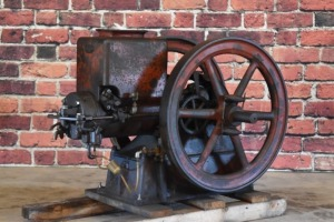 Stover 4hp Hopper Cooled Engine