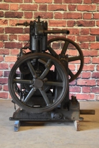 Bovaird and Seyfang 5-1/2 x 8 Water Pump Engine