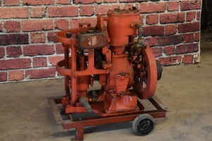 The Standard 2hp Pumping Engine