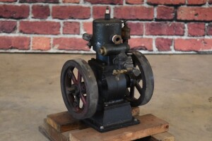 Small Vertical Gas Engine