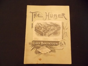 Huber Illustrated Catalogue