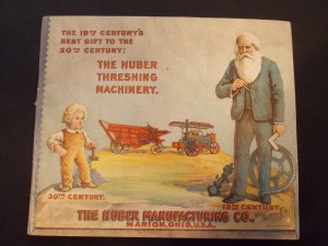 "Huber Manufacturing Co. ""New Year"" Catalogue"