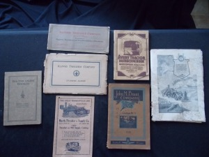 Misc. Literature Lot (7)