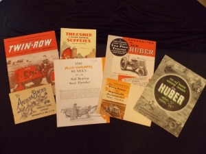 Misc. Sales Literature Lot (7)