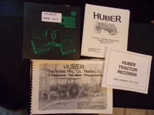 Compiled Huber Tractor Records (4)