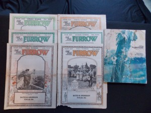 The Furrow magazine Lot (7)
