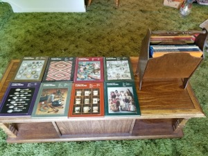 The Encyclopedia of Collectibles Books Lot