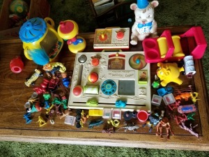 Fisher Price Toys Lot